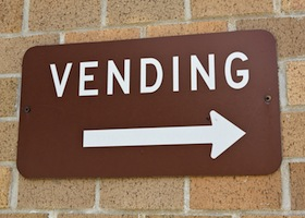 Vending Feature